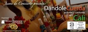 AFICHE DÁNDOLE CUERDA 25 DE AGOSTO
